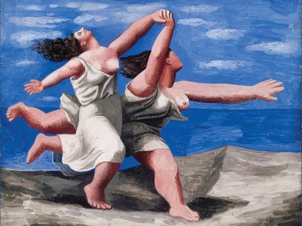 Pablo Picasso, <em>Deux femmes courant sur la plage (La course)</em>, 1979, Musée National Picasso, Paris | Succession Picasso by SIAE 2017<br />