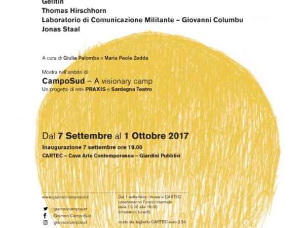 Echi dal Sud, C.ARTE.C. - Cava Arte Contemporanea, Cagliari