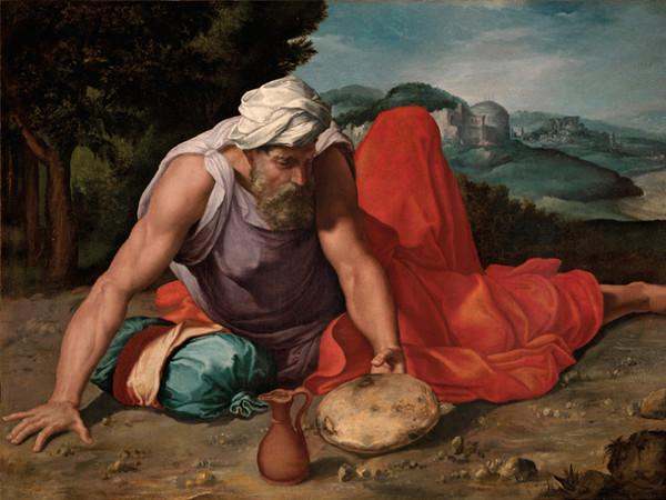 Un'opera del Ricciarelli in arrivo a Firenze