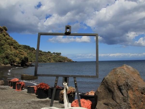 Giorgio Capasso, Spiaggia di Gelso, Isola di Vulcano