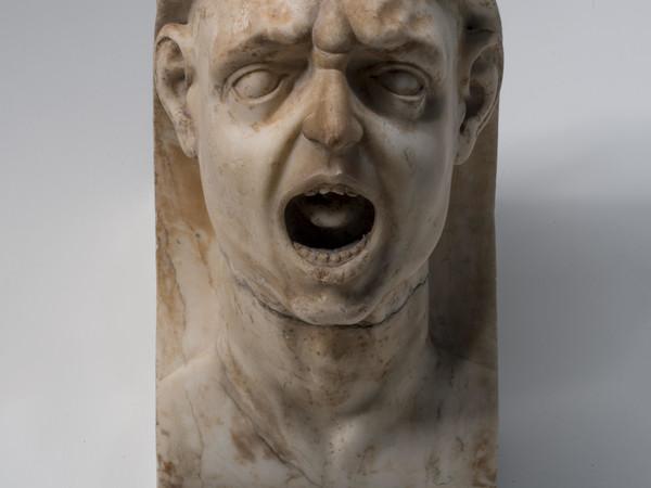 Lapidarium, Maestranze fiorentine, Mensola con testa maschile, Museo dell'Opera del Duomo, Firenze