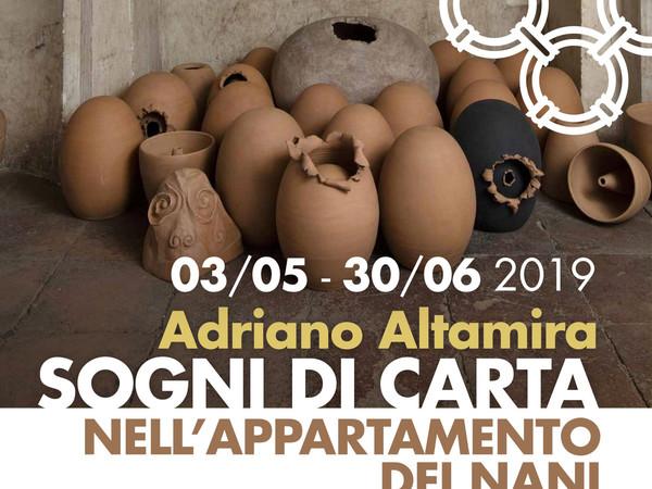 Sogni di Carta nell'Appartamento dei Nani, Complesso Museale Palazzo Ducale, Mantova