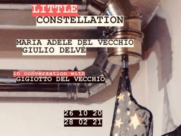 Little constellation, Nomas Foundation, Roma
