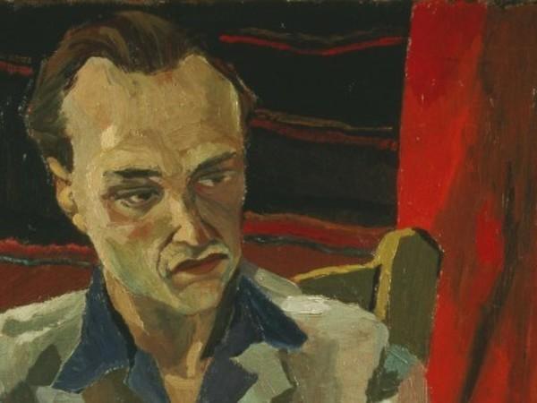 Renato Guttuso, Ritratto di Mario Alicata