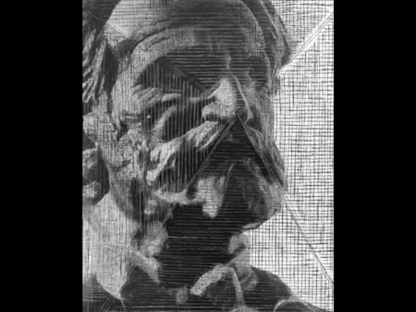 Giuseppe Verdi, Scintille. Dalla scultura alla fotografia: all'origine il disegno di Ottavio Celestino e Giuseppe Gallo