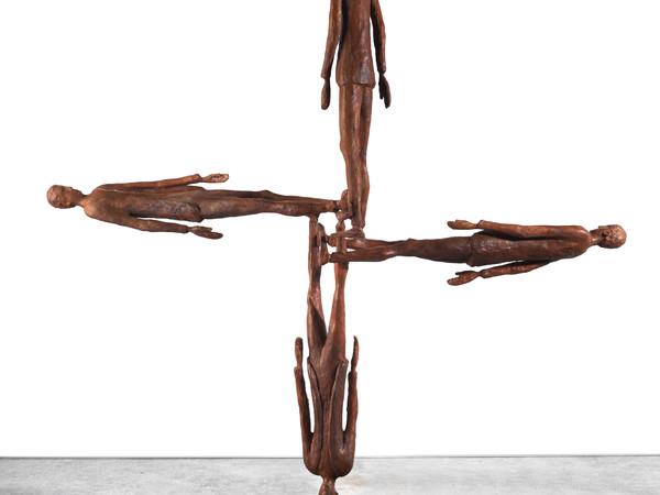 Roberto Barni, Camminare in croce