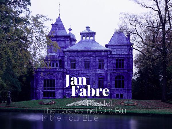 Jan Fabre. I Castelli nell'Ora Blu, Building, Milano