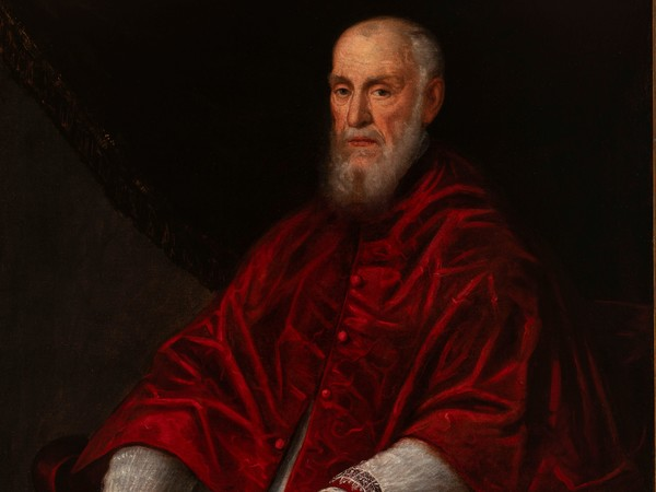 <em>Domenico Tintoretto, Ritratto di Giovanni Grimani</em>