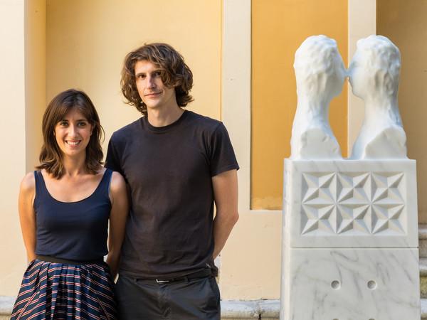 Valentina Ornaghi e Claudio Prestinari
