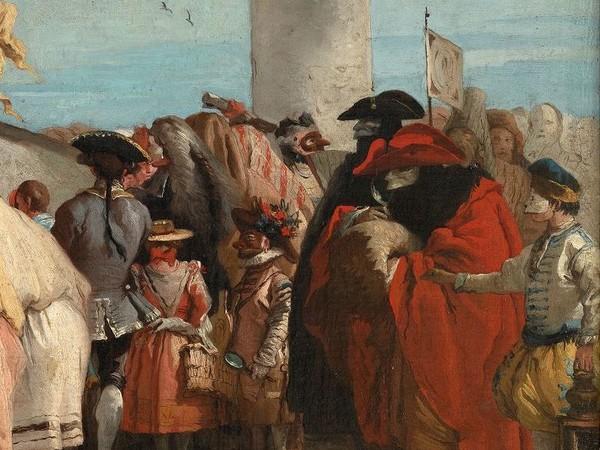 L'ora dello spettatore. Come le immagini ci usano, Galleria Nazionale d'Arte Antica in Palazzo Barberini, Roma