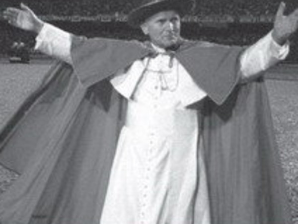 Giovanni XXIII - Giovanni Paolo II. L'umiltà e il coraggio che hanno cambiato la storia, Musei Vaticani, Roma