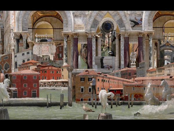 Silvia De Gennaro, Travel Notebooks, Venice, Italy, 2015, 2'45''