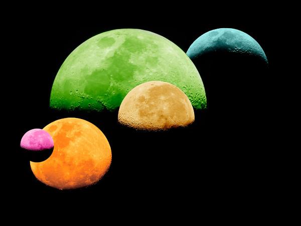 Luca Missoni, Moon Shadow, 2019