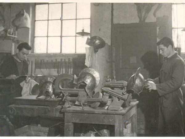 Rancati, immagine d'archivio, 1950
