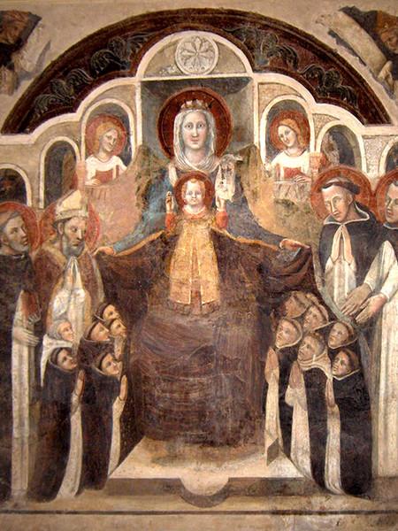 """Madonna col Bambino, detta """"del velluto"""""""
