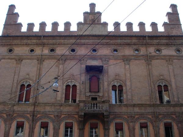 Palazzo Francia Strazzaroli, o dei Drappieri