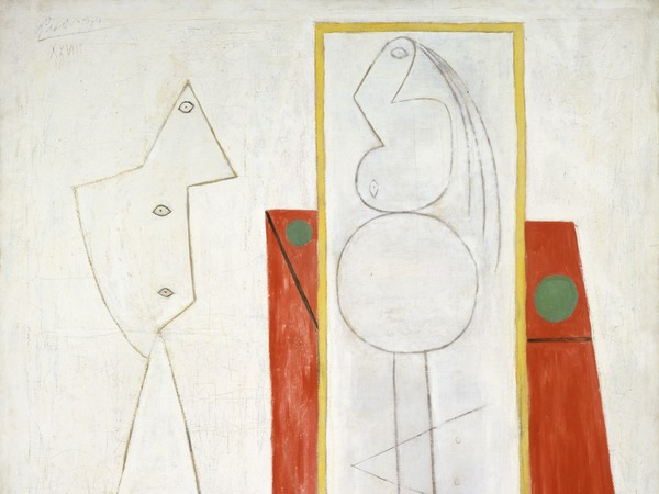 Pablo Picasso, <em>Lo Studio (L'Atelier)</em>, 1928