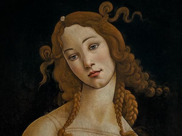 Sandro Botticelli, Venere (dettaglio), 1495-1497 circa