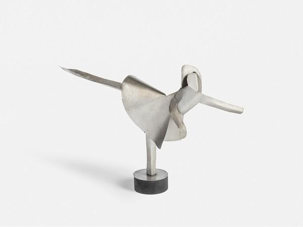 Regina, Danzatrice, 1930. Alluminio, cm. 43x30x15. Collezione Archivio Gaetano e Zoe Fermani I Ph. Alessandro Saletta e Piercarlo Quecchia - DSL Studio