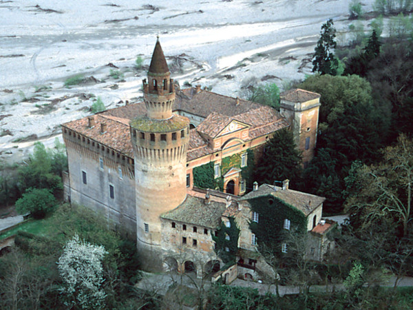 Castello di Rivalta, Gazzola (PC)