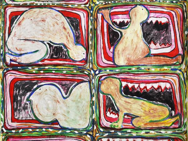 Opera di Roberta de Jorio, dettaglio