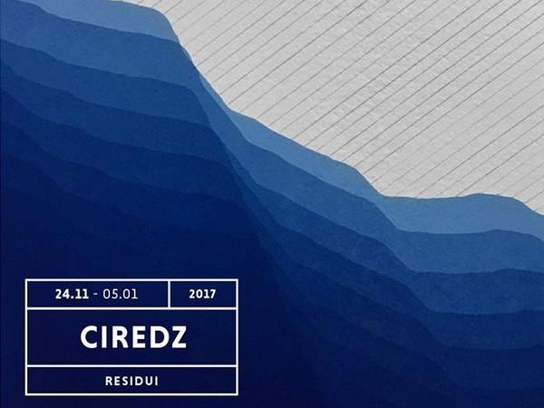 Ciredz, Residui, Galleria Varsi, Roma