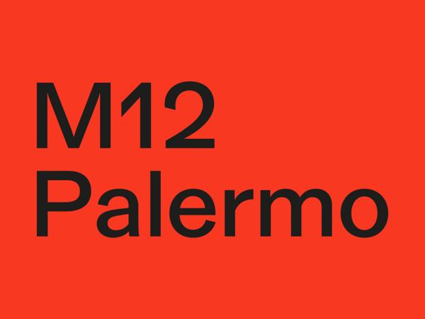 Manifesta12, Palermo, logo