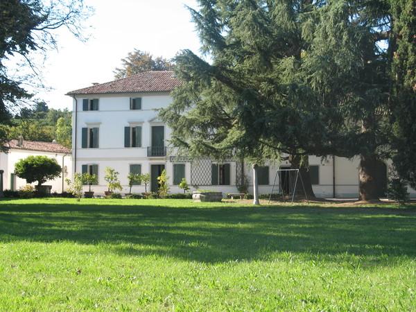 Villa Wassermann, Giavera del Montello (Treviso)