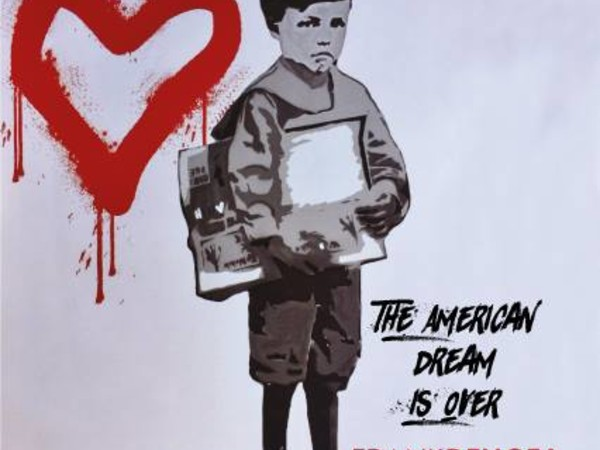 Frank Denota. The American dream is over