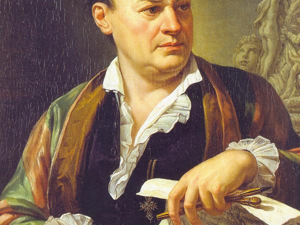 Pietro Labruzzi, Ritratto di Giovan Battista Piranesi, 1779. Museo di Roma
