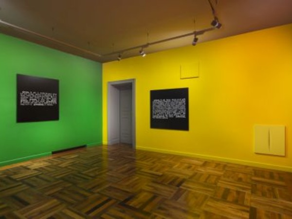 Joseph Kosuth, Colour In Contextual Play