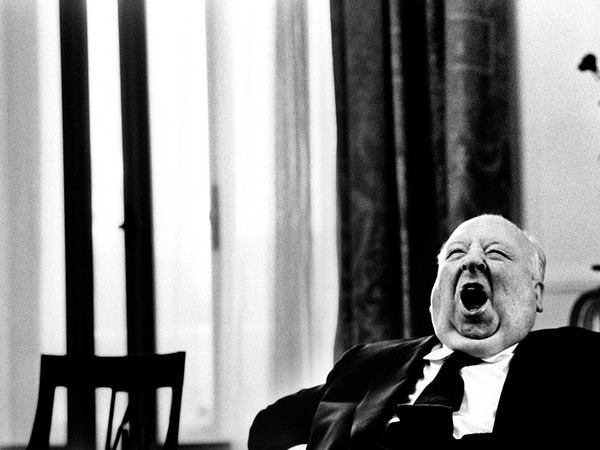 Sandro Becchetti, Alfred Hitchcock, Roma 1972