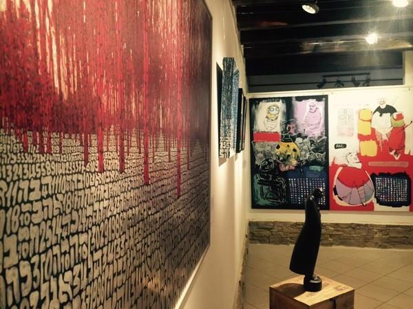 The inauguration exhibition, Venezia