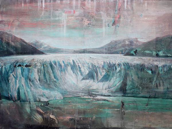 <span>Andrea Mariconti, Anmla, 2018, tecnica mista su tela, cm. 140x200</span>
