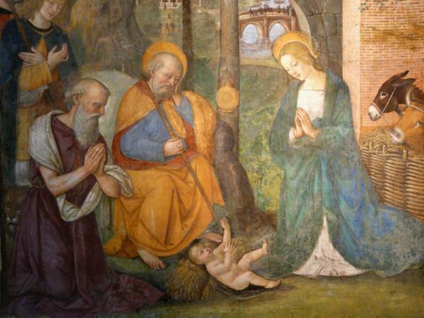 Natività con S.Girolamo