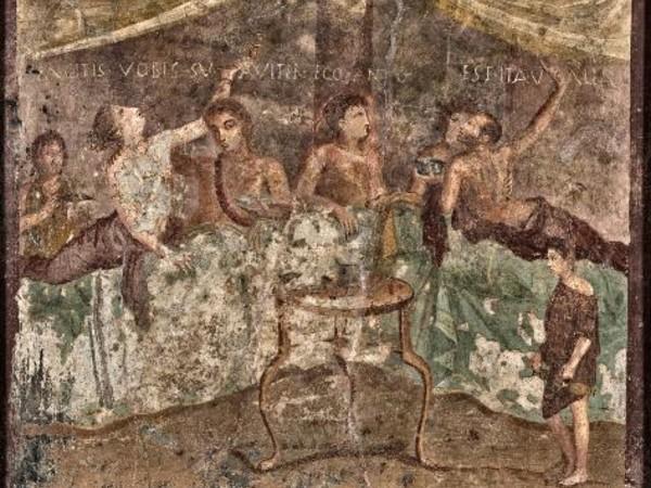 Alle origini del gusto. Il cibo a Pompei e nell'Italia antica, Palazzo Mazzetti, Asti