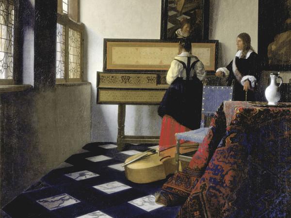 <div>Johannes Vermeer (1632-1675),&nbsp;<em>Lady at the Virginals with a Gentleman</em>, c.1660-1662.&nbsp;Royal Collection Trust / &copy; Her Majesty Queen Elizabeth II 2016&nbsp;</div> <div>&nbsp;</div>
