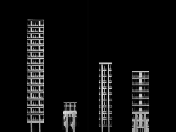Modelli in legno realizzati da Gianluca Palmiero e Giordano Reino | Foto: Federico Passaro<br />