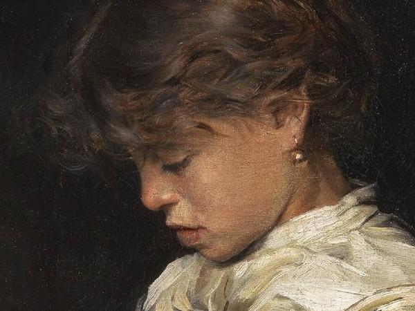 Elia Volpi, Ritratto di bambina