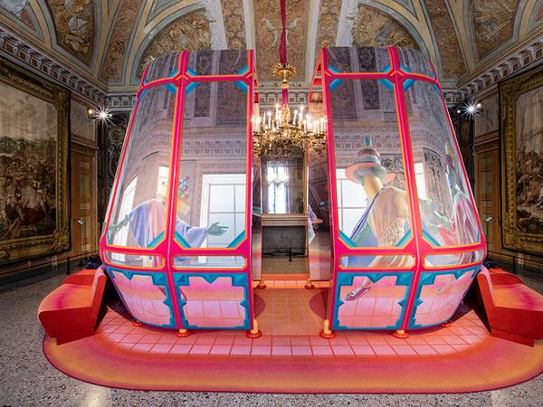 De Coding. Alcantara nelle Sale degli Arazzi, Palazzo Reale, Milano