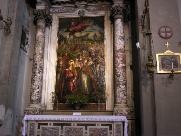 Sant'Orsola e le sue Compagne