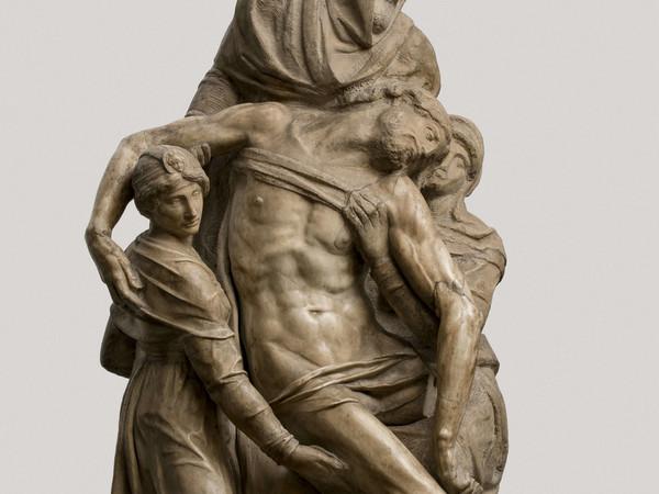 Michelangelo, Pietà. Museo dell'Opera del Duomo, Firenze