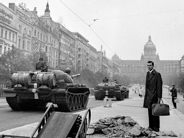 21Vladimir Lammer, 21 Agosto 1968, Praga, Piazza Venceslao