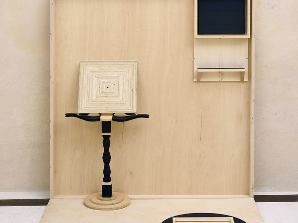Matteo Fato, Senza titolo, Untitled (oggetto scomposto - decomposed object)