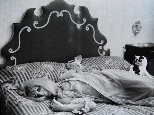 Lisetta Carmi, I travestiti, La Cabiria, 1965-1970, cm. 24x30