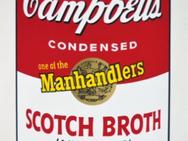 Andy Warhol, Campbell's Soup, 1980