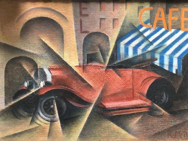 Futurismo + Velocità, Leo Galleries, Monza