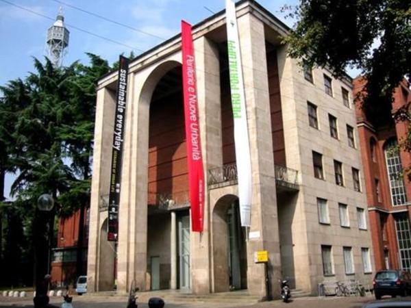 Triennale di Milano, esterno