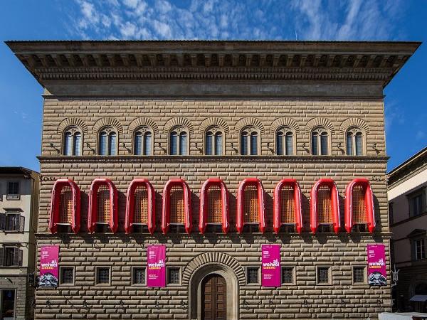 Ai Weiwei, Palazzo Strozzi, Firenze