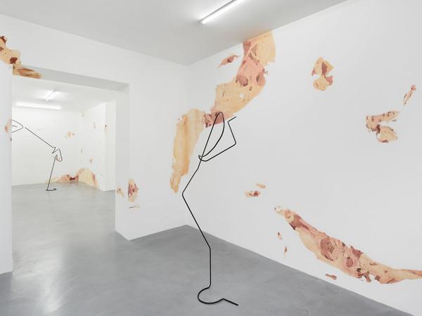 Yorgos Stamkopoulos. Trajectory, Galleria Mario Iannelli, Roma